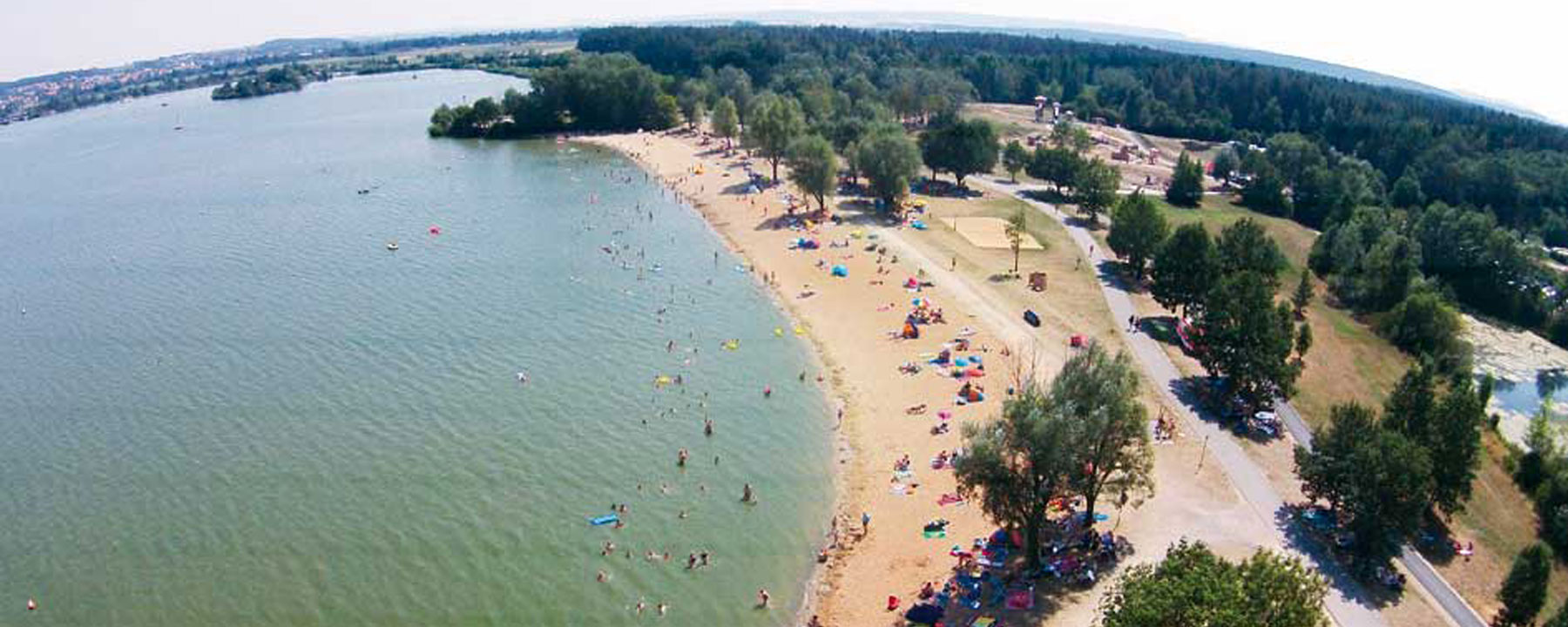 Urlaubsspaß für die ganze Familie am Altmühlsee